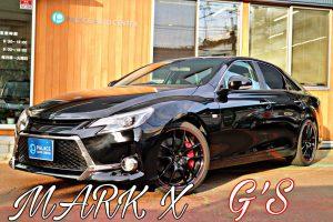 マークX G's